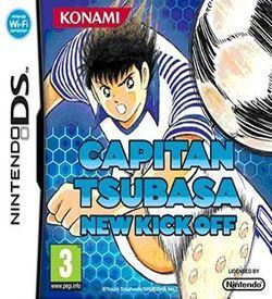 5301 - Captain Tsubasa - New Kick Off ROM