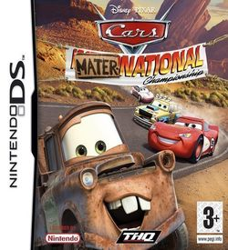 2494 - Cars Mater-National Championship ROM