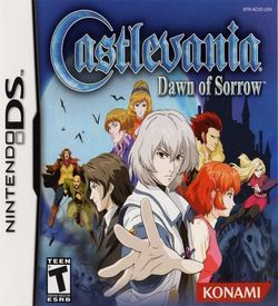 0121 - Castlevania - Dawn Of Sorrow ROM