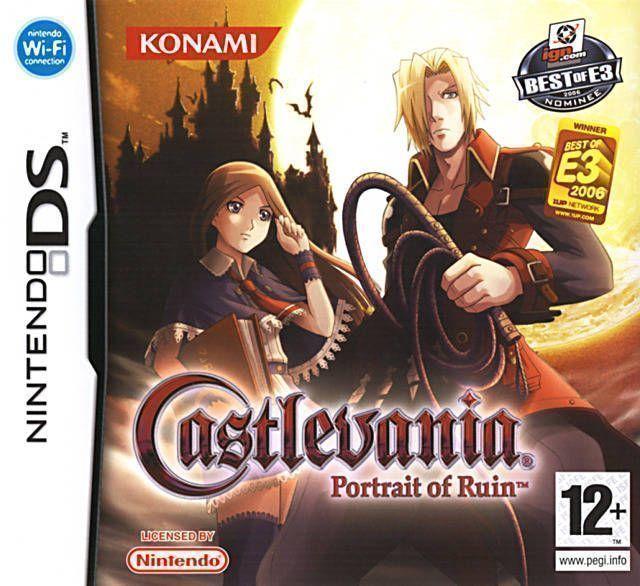 0881 - Castlevania - Portrait Of Ruin (Supremacy)