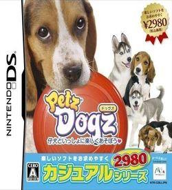 4555 - Casual Series 2980 - Petz - Dogz - Koinu To Issho Ni Tanoshiku Asobou (JP)(BAHAMUT) ROM