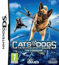 5153 - Cat And Dogs - Revenge Of Kitty Galore ROM
