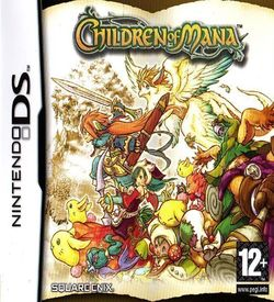 0809 - Children Of Mana (FireX) ROM