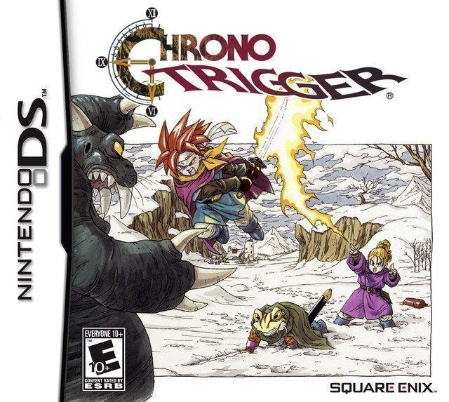 3055 - Chrono Trigger