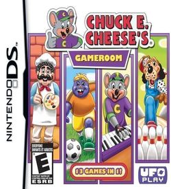 5518 - Chuck E. Cheese's Gameroom ROM