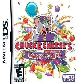 5175 - Chuck E. Cheese's Party Games ROM
