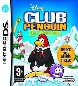3888 - Club Penguin - Force D'Elite (FR) ROM