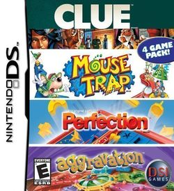 1879 - Clue - Mouse Trap - Perfection - Aggravation ROM