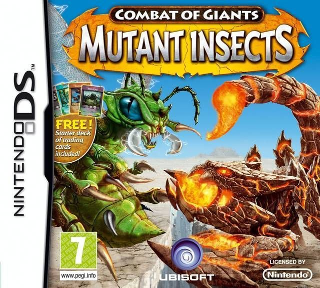4800 - Combat Of Giants - Mutant Insects