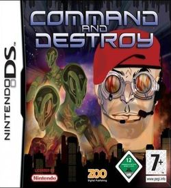 2239 - Command And Destroy (SQUiRE) ROM