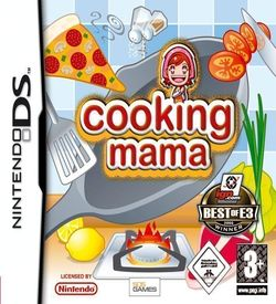 0719 - Cooking Mama (FireX) ROM