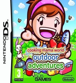 5907 - Cooking Mama World - Outdoor Adventures ROM