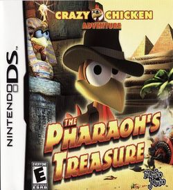 3891 - Crazy Chicken Adventure - The Pharaoh's Treasure (US)(PYRiDiA) ROM