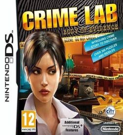 5760 - Crime Lab - Body Of Evidence ROM