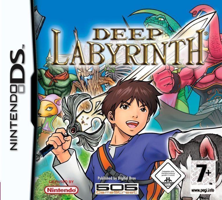 0778 - Deep Labyrinth (FireX)