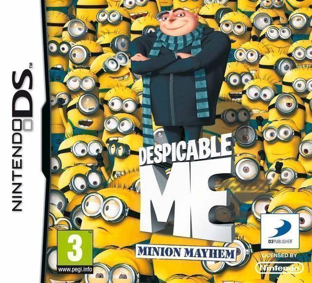 5243 - Despicable Me - Minion Mayhem