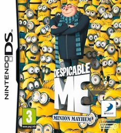 5243 - Despicable Me - Minion Mayhem ROM