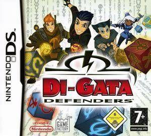 2302 - Di-Gata Defenders (Sir VG)