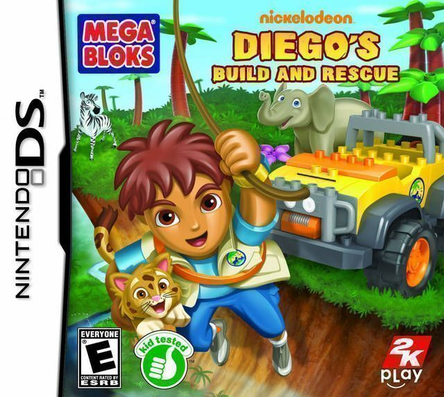 5583 - Diego's Build And Rescue