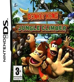 1492 - Donkey Kong - Jungle Climber ROM