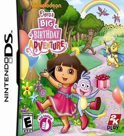 5162 - Dora's Big Birthday Adventure ROM