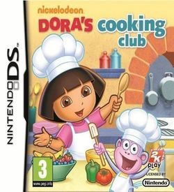 5392 - Dora's Cooking Club ROM