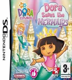 4942 - Dora The Explorer - Dora Saves The Mermaids ROM