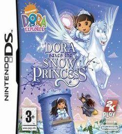 3579 - Dora The Explorer - Dora Saves The Snow Princess (EU) ROM