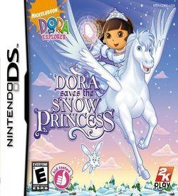 3012 - Dora The Explorer - Saves The Snow Princess ROM
