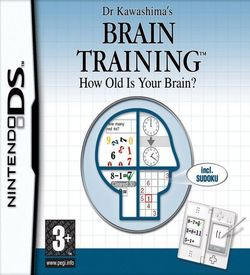 0457 - Dr Kawashima's Brain Training - How Old Is Your Brain (Supremacy) ROM
