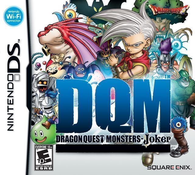 1628 - Dragon Quest Monsters - Joker