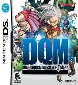1628 - Dragon Quest Monsters - Joker ROM