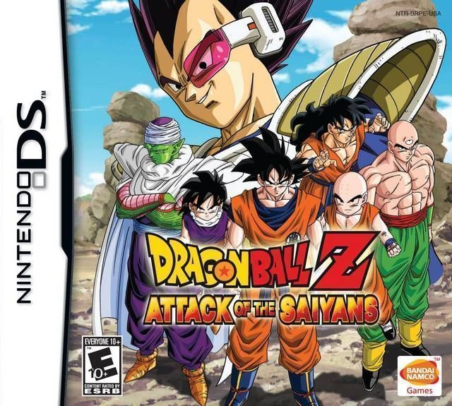 4564 - Dragon Ball Z - Attack Of The Saiyans (US)(BAHAMUT)