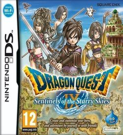 5123 - Dragon Quest IX - Sentinels Of The Starry Skies ROM