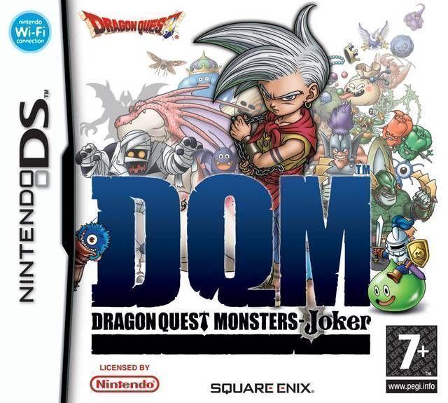 2109 - Dragon Quest Monsters - Joker