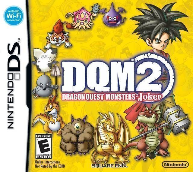 5821 - Dragon Quest Monsters - Joker 2