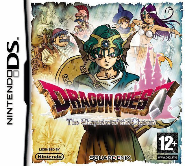 2642 - Dragon Quest - The Chapters Of The Chosen