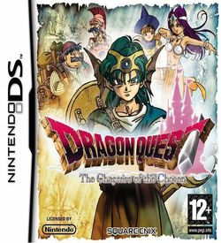 2642 - Dragon Quest - The Chapters Of The Chosen ROM