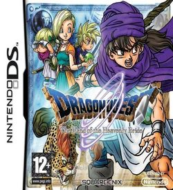 3396 - Dragon Quest - The Hand Of The Heavenly Bride (EU)(BAHAMUT) ROM
