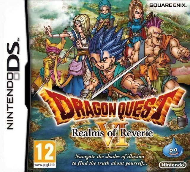 5692 - Dragon Quest VI - Realms Of Reverie