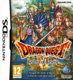 5692 - Dragon Quest VI - Realms Of Reverie ROM