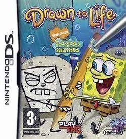 3527 - Drawn To Life - SpongeBob Edition (KS)(NEREiD) ROM
