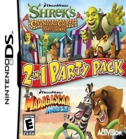 5832 - Dreamworks 2 In 1 Party Pack ROM