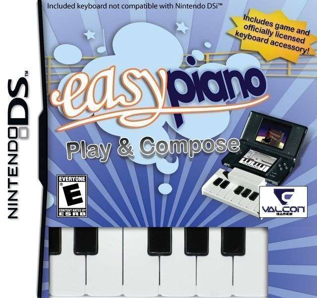 5512 - Easy Piano - Play & Compose