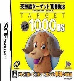 1647 - Eijukugo Target 1000 DS (6rz) ROM