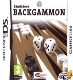 5497 - Eindeloos Backgammon (63 Mbit Trimmed) (N) ROM