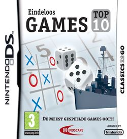 5332 - Eindeloos Games Top 10 (N) ROM