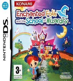 3507 - Enchanted Folk And The School Of Wizardry (EU) ROM