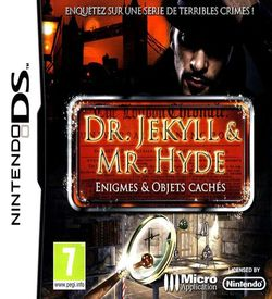 5199 - Enigmes & Objets Caches - Dr. Jekyll & Mr. Hyde ROM