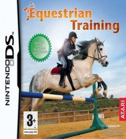 2961 - Equestrian Training - Stages 1 To 4 ROM
